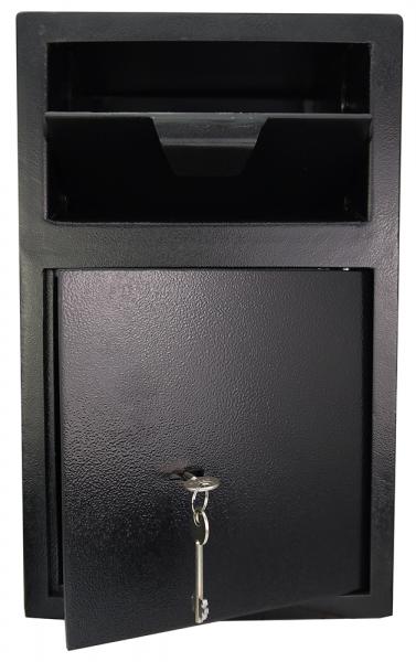 einwurftresor mit einwurfklappe b ckerei tresor 5. Black Bedroom Furniture Sets. Home Design Ideas