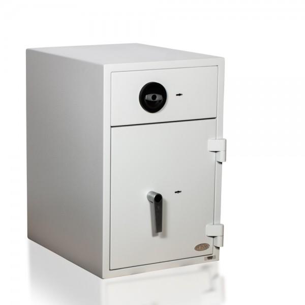 Einwurftresor | Sicherheitsstufe D1 | ECB-S - EN 1143-2 | Gastro | Schlüsselschloss | GastroHigh 01