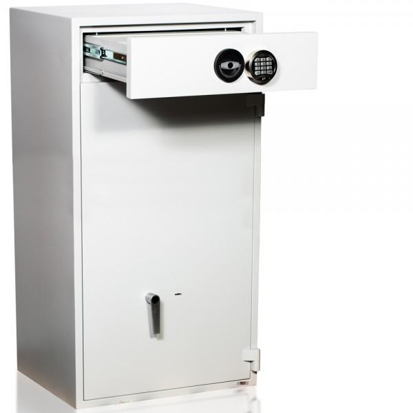 Einwurftresor | Goldschmied Tresor | Nachttresor | Widerstandsgrad 1| ECBS - EN 1143-2| GastroHigh 0