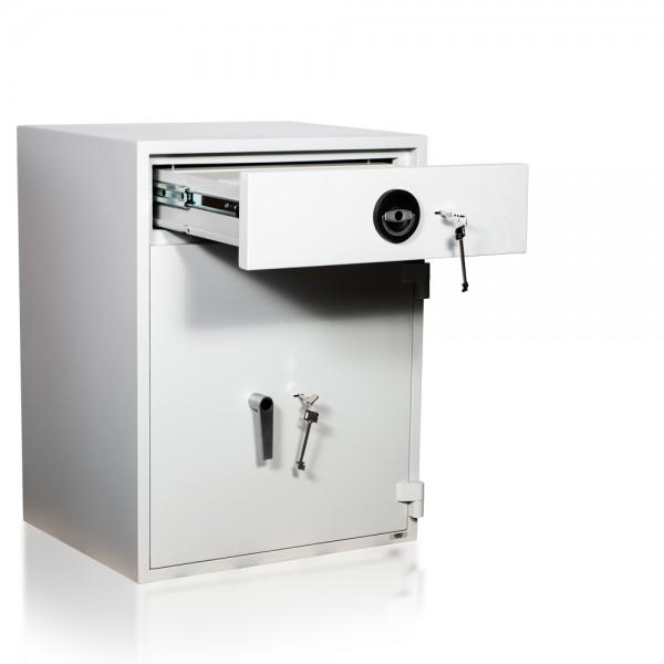 Deposittresor | Widerstandsgrad 1 | Gastronomie | Schubladen-Tresor | Schlüssel | GastroHigh 03 S