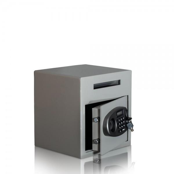 Einwurftresor-mit-Elektronikschloss-Sicherheitsstufe-A-Deposit-Einwurfschlitz