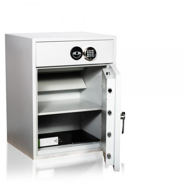 Einwurftresor | Gastro | Schubladentresor | Widerstandsgrad 1| ECBS - EN 1143-2 | GastroHigh 03 E