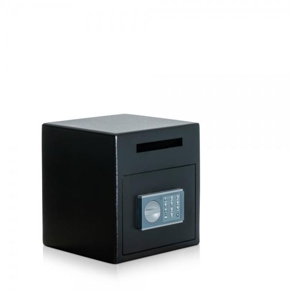 Einwurftresor | Sicherheitsstufe B |VDS zertifiziertes KABA elektronik Schloss | VDMA 24992