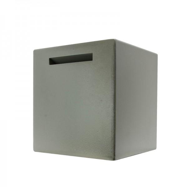 Einwurftresor | Briefkastentresor | Entnahme hinten | Tresor mit Einwurfschlitz | Schlüsselschloss