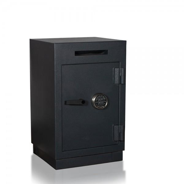 Einwurftresor | Geschäftskunden | Deposittresor 210kG | Sicherheitsstufe B | Securam PinCode Schloss