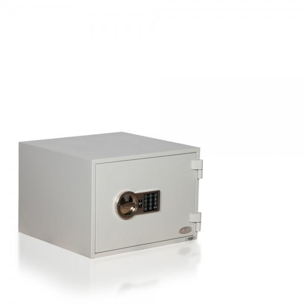 Feuerschutztresor | Tresor mit 1h Feuerschutz | Sicherheitsstufe S2 | Möbeltresor mit Pin-Code Schlo